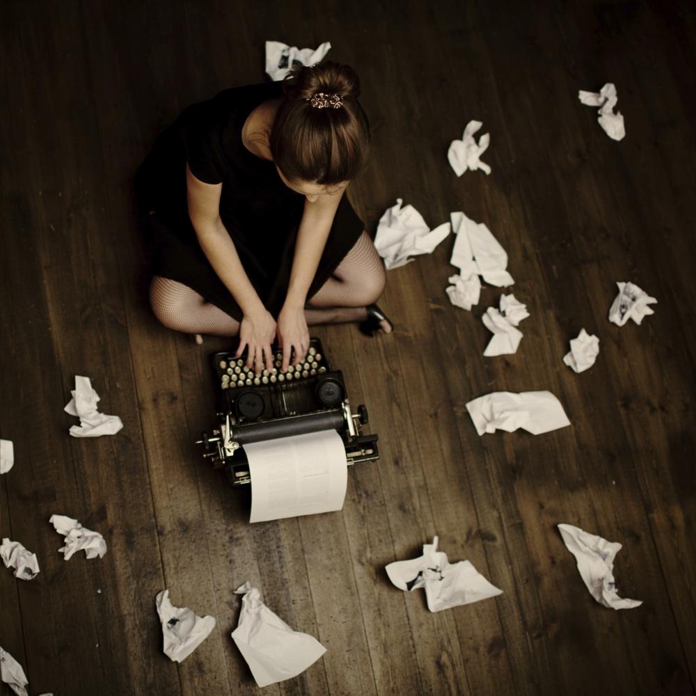 scrivere-a-macchina